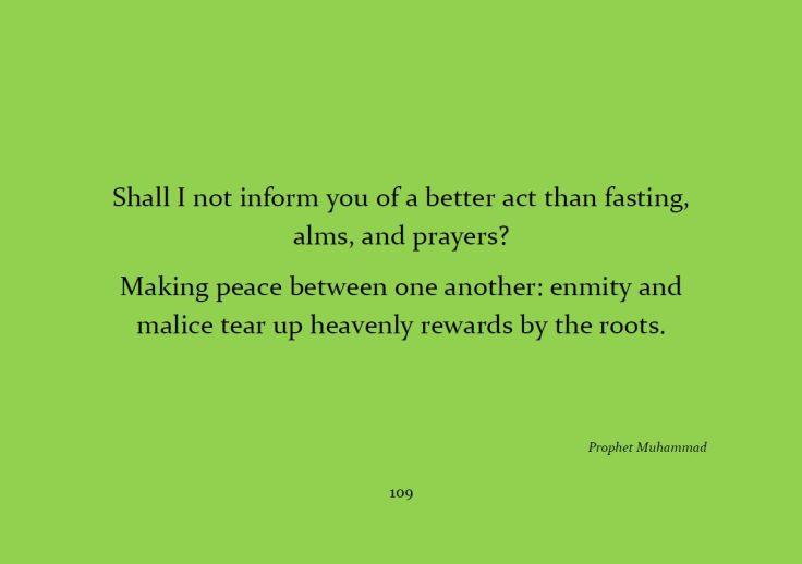 A better act...